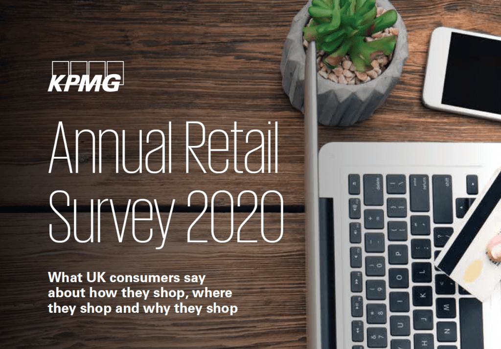 KPMG Survey 2020 customer