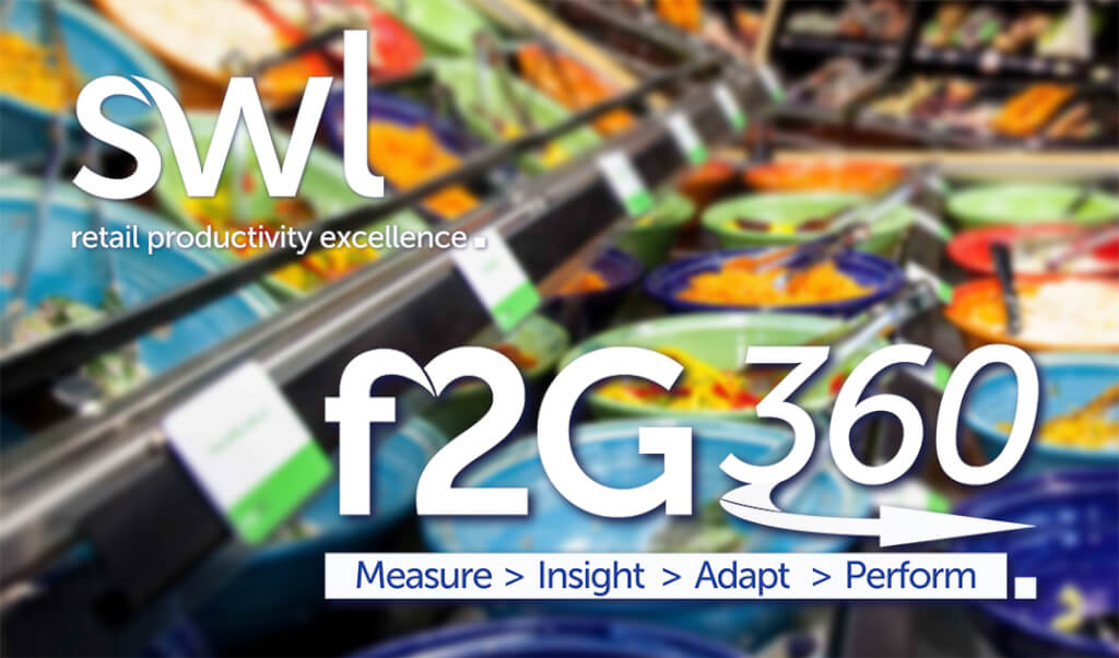 SWL F2G360 - Food to Go production planning solutions